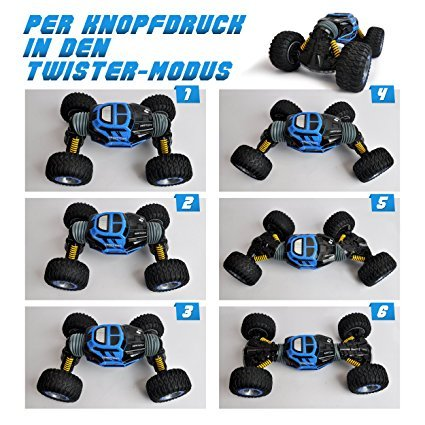maximum rc xl rc auto twister ferngesteuertes auto test 2019. Black Bedroom Furniture Sets. Home Design Ideas