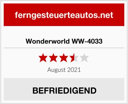 No Name Wonderworld WW-4033 Test
