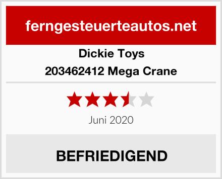Dickie Toys 203462412 Mega Crane Test