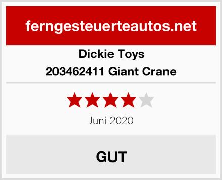 Dickie Toys 203462411 Giant Crane Test