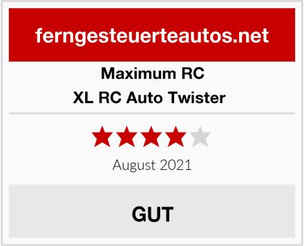 Maximum RC XL RC Auto Twister  Test