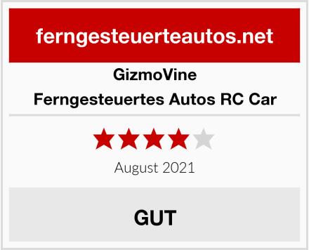 GizmoVine Ferngesteuertes Autos RC Car Test