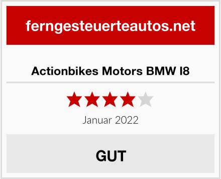 Actionbikes Motors BMW I8 Test