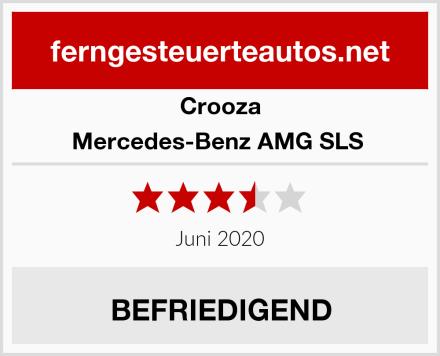 CROOZA Mercedes-Benz AMG SLS  Test