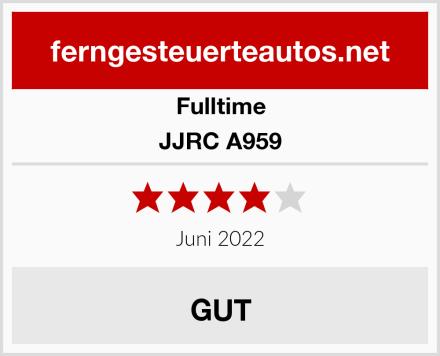 Fulltime JJRC A959 Test