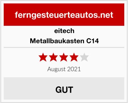 Eitech Metallbaukasten C14 Test