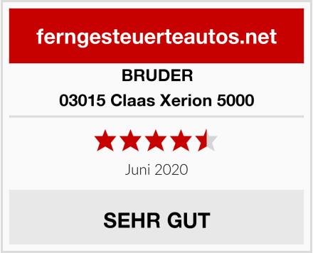 Bruder 03015 Claas Xerion 5000 Test