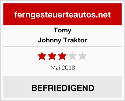 Tomy Johnny Traktor Test