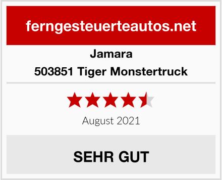 Jamara 503851 Tiger Monstertruck Test