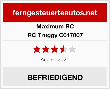 Maximum RC RC Truggy C017007 Test