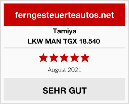 Tamiya LKW MAN TGX 18.540  Test