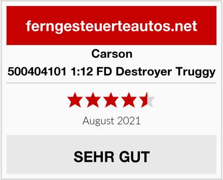 Carson 500404101 1:12 FD Destroyer Truggy Test