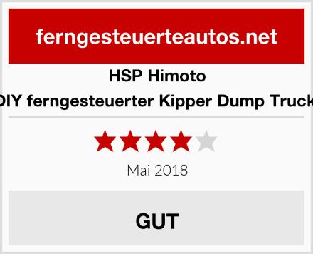 HSP Himoto DIY ferngesteuerter Kipper Dump Truck  Test