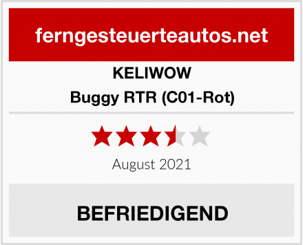 KELIWOW Buggy RTR (C01-Rot) Test