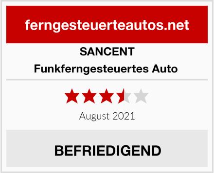SANCENT Funkferngesteuertes Auto  Test