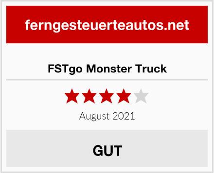 No Name FSTgo Monster Truck Test