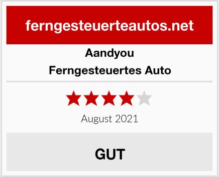 Aandyou Ferngesteuertes Auto Test