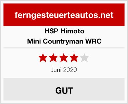 HSP Himoto Mini Countryman WRC Test