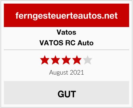 VATOS VATOS RC Auto Test