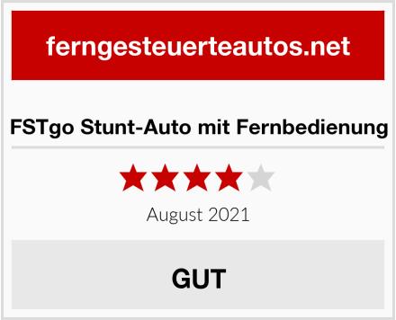 No Name FSTgo Stunt-Auto mit Fernbedienung Test