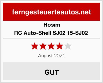 HOSIM RC Auto-Shell SJ02 15-SJ02  Test