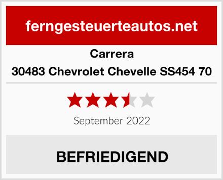 CARRERA 30483 Chevrolet Chevelle SS454 70 Test
