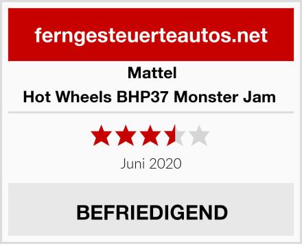 Mattel Hot Wheels BHP37 Monster Jam  Test