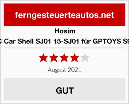 HOSIM RC Car Shell SJ01 15-SJ01 für GPTOYS S911 Test