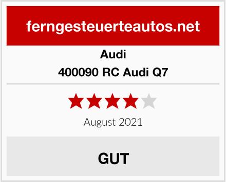 Audi 400090 RC Audi Q7 Test