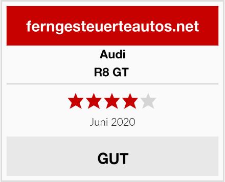 Audi R8 GT  Test