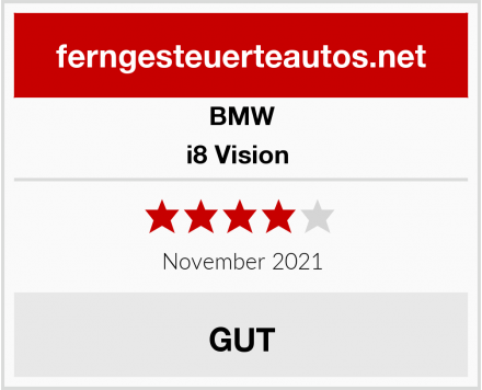BMW i8 Vision  Test