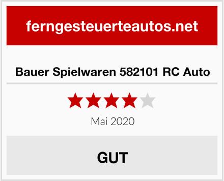 Bauer Spielwaren 582101 RC Auto Test