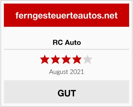 RC Auto Test