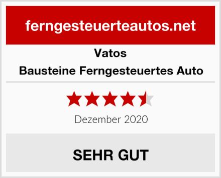 VATOS Bausteine Ferngesteuertes Auto Test