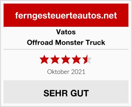VATOS Offroad Monster Truck Test