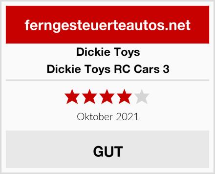 Dickie Toys Dickie Toys RC Cars 3 Test