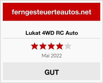 Lukat 4WD RC Auto Test