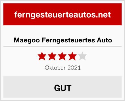 Maegoo Ferngesteuertes Auto Test