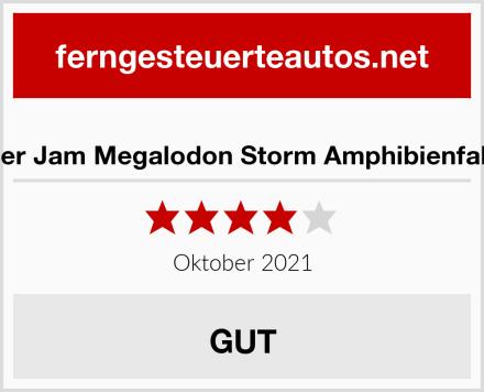 Monster Jam Megalodon Storm Amphibienfahrzeug Test