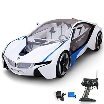 BMW i8 Vision Concept Car
