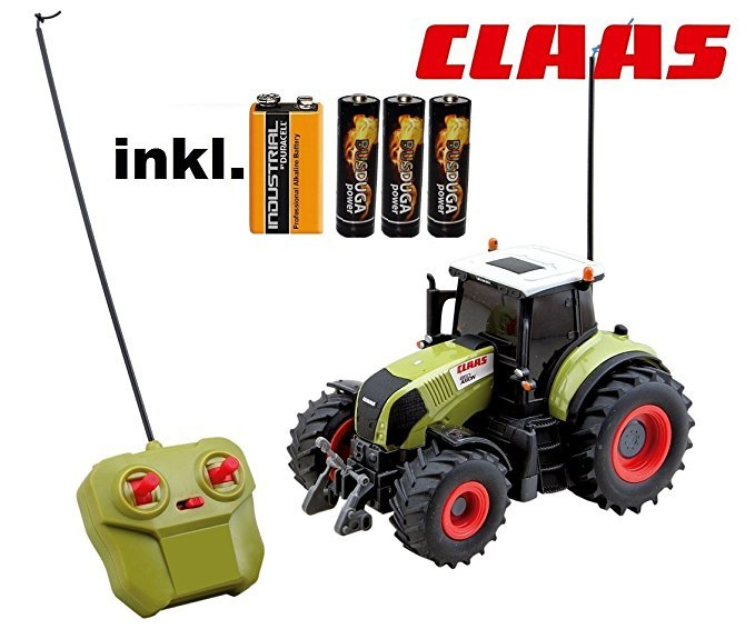 BUSDUGA RC ferngesteuerter Traktor Claas Axion 850