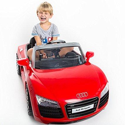 COSTWAY Audi R8 Spyder