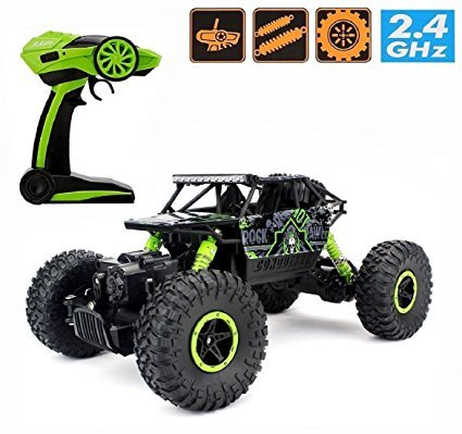 crossrace rc rock crawler ferngesteuertes auto test 2018. Black Bedroom Furniture Sets. Home Design Ideas