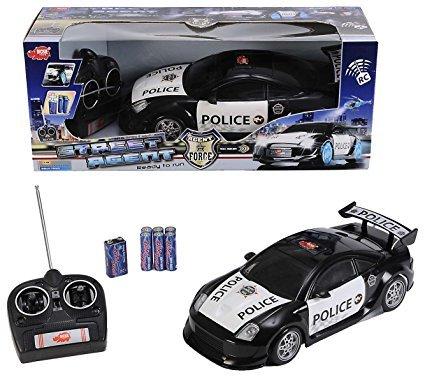 Dickie Toys 00376 RC Polizei RTR