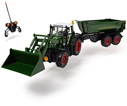 Dickie Toys 201119266 RC Farmer Set
