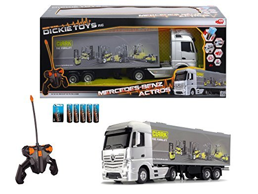dickie toys 201119884 rc mercedes benz actros. Black Bedroom Furniture Sets. Home Design Ideas