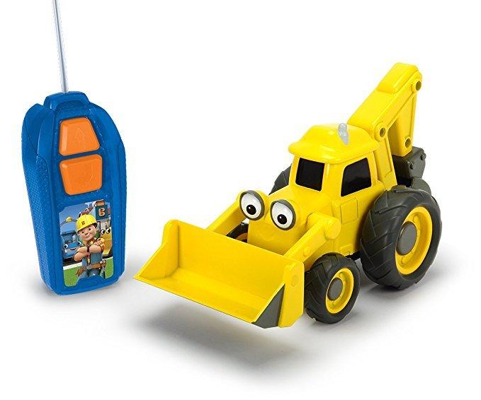 Dickie Toys 203133001 RC Bob der Baumeister Baggi