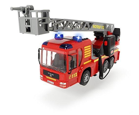 Dickie Toys 203716003 Fire Hero