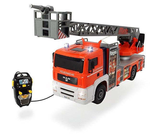 Dickie Toys 203719000 Fire Patrol