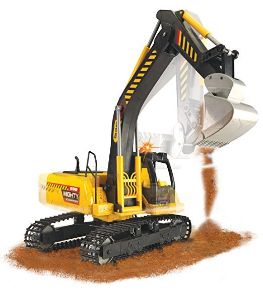 Dickie Toys 203729000 Mighty Excavator